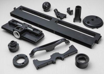 CNC Machined Samples 2