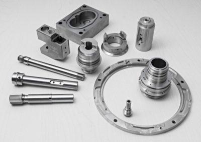 CNC Turning Part Samples