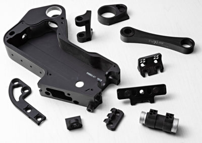 Machined-Black-Anodise-Cluster
